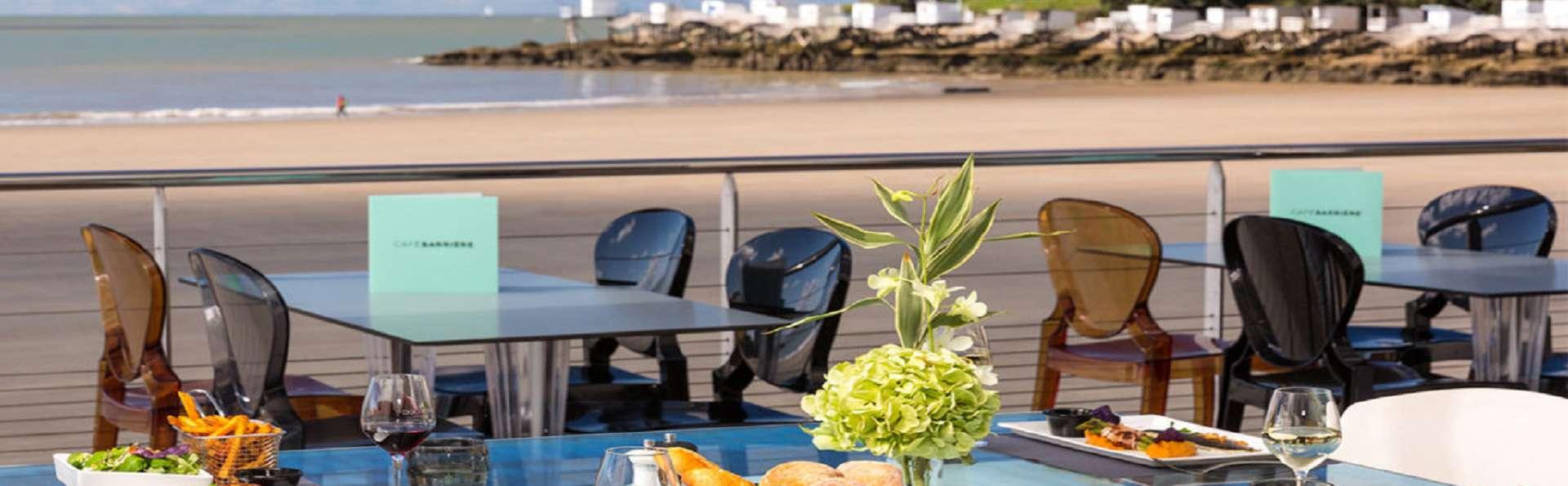 Parenthèse gourmande en bord de mer à Royan