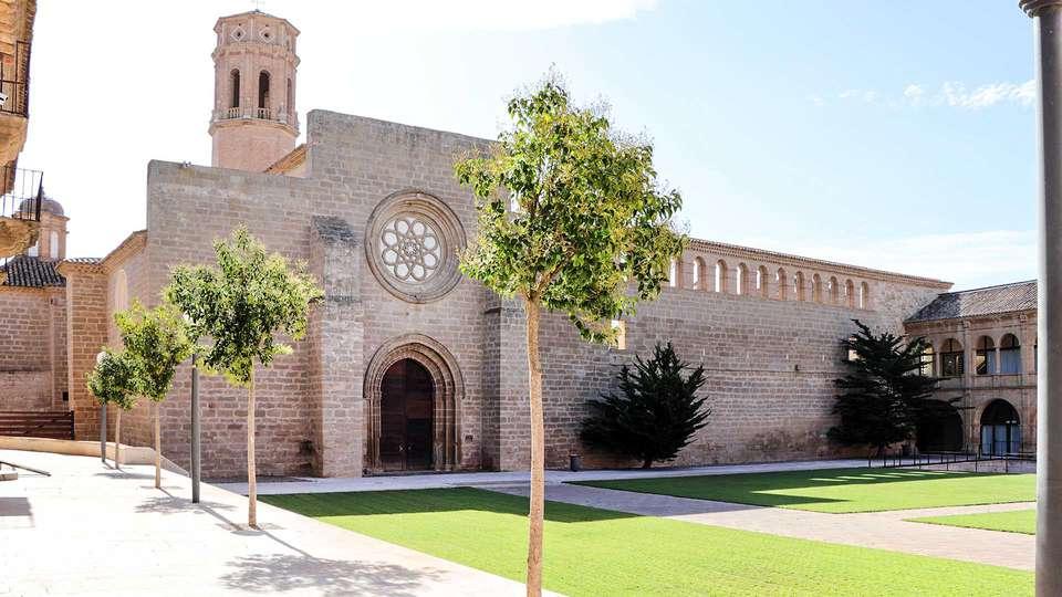 Hospedería Monasterio de Rueda - EDIT_Rueda_Sep_09.jpg