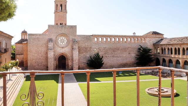 Hospederia Monasterio de Rueda
