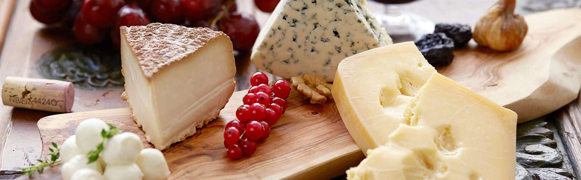 Dégustation de fromage et vin à Liège