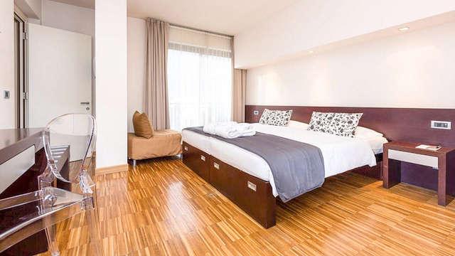 Relax e benessere a Riva del Garda in elegante resort 4*