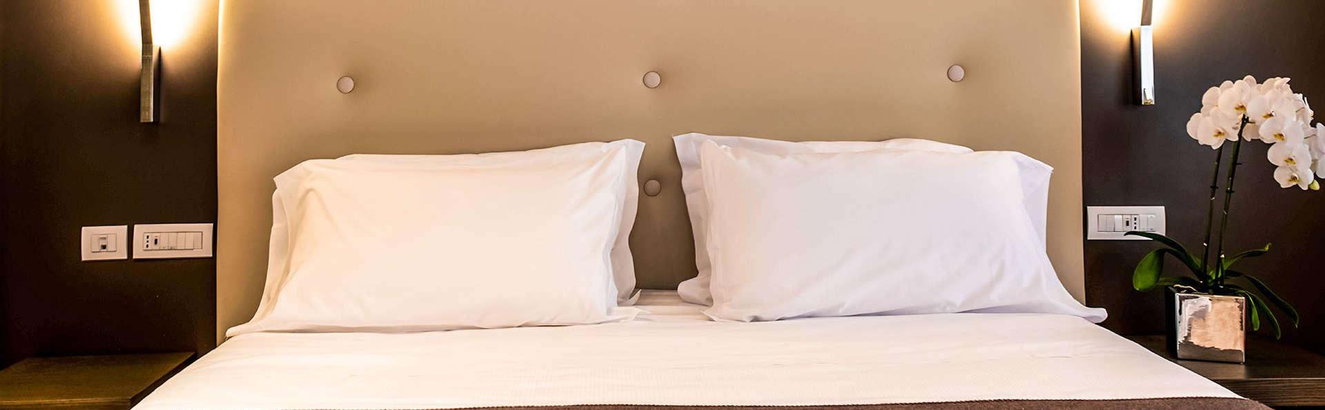 Confort aux portes de Milan, dans un hôtel 4 étoiles