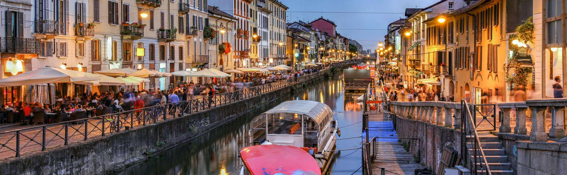 Offre pour le week-end dans un hôtel 4 étoiles situé à Milan