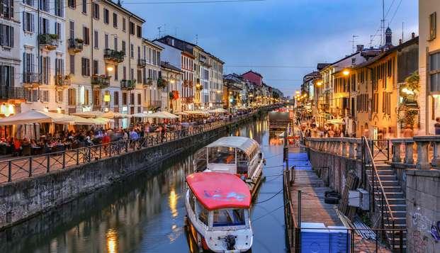 Week-end avec dîner dans un hôtel 4 étoiles à Milan