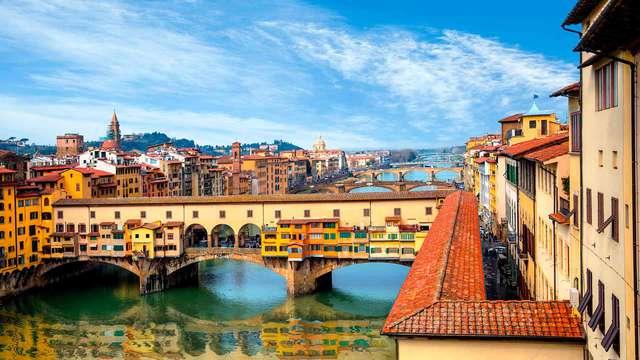 Aanbieding voor lang verblijf in centrum Firenze in luxe 5*-hotel