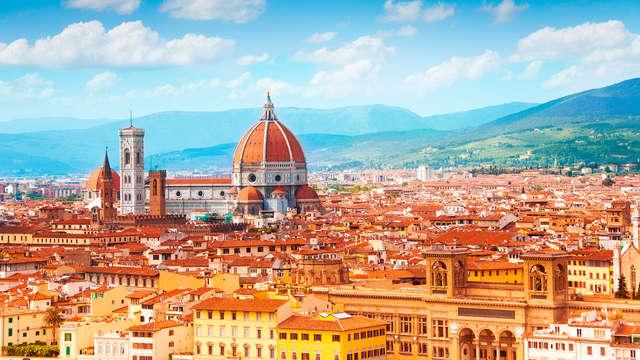 Weekendje Firenze in superior-kamer in de binnenstad