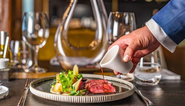 Wellness en gastronomie nabij Den Haag (2 nachten)