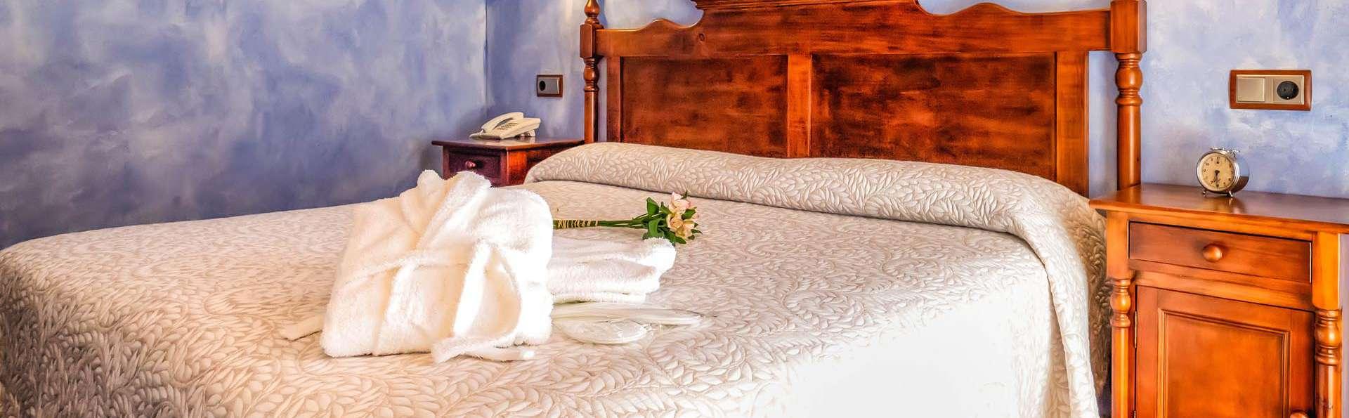 Escapada romántica en un hotel típico Manchego en Daimiel