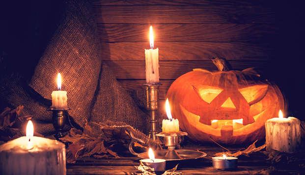Horror en sensatie met Halloween in een escape game