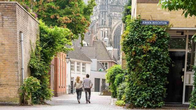 Découvrez la culture de Bois-le-Duc avec accès au musée du Brabant-Septentrional
