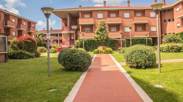 Résidence située aux portes de Rome, entourée de verdure