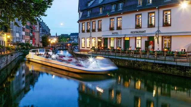 Week-end détente dans un hôtel 5* à Strasbourg