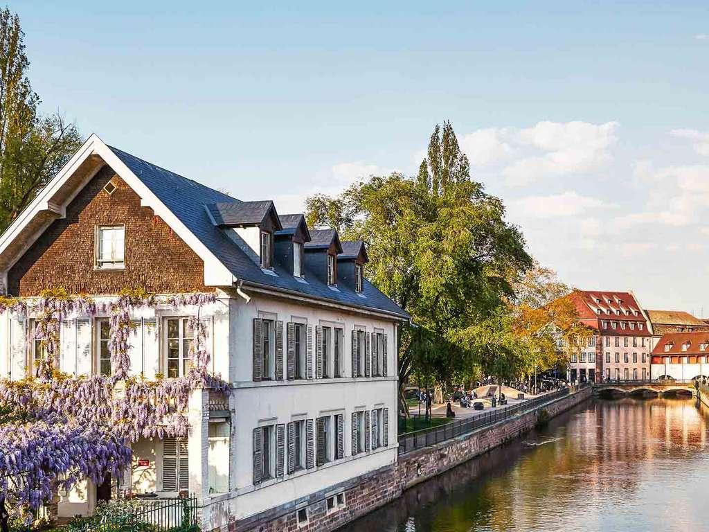 Week-end détente dans un hôtel de prestige à Strasbourg 5* - 1