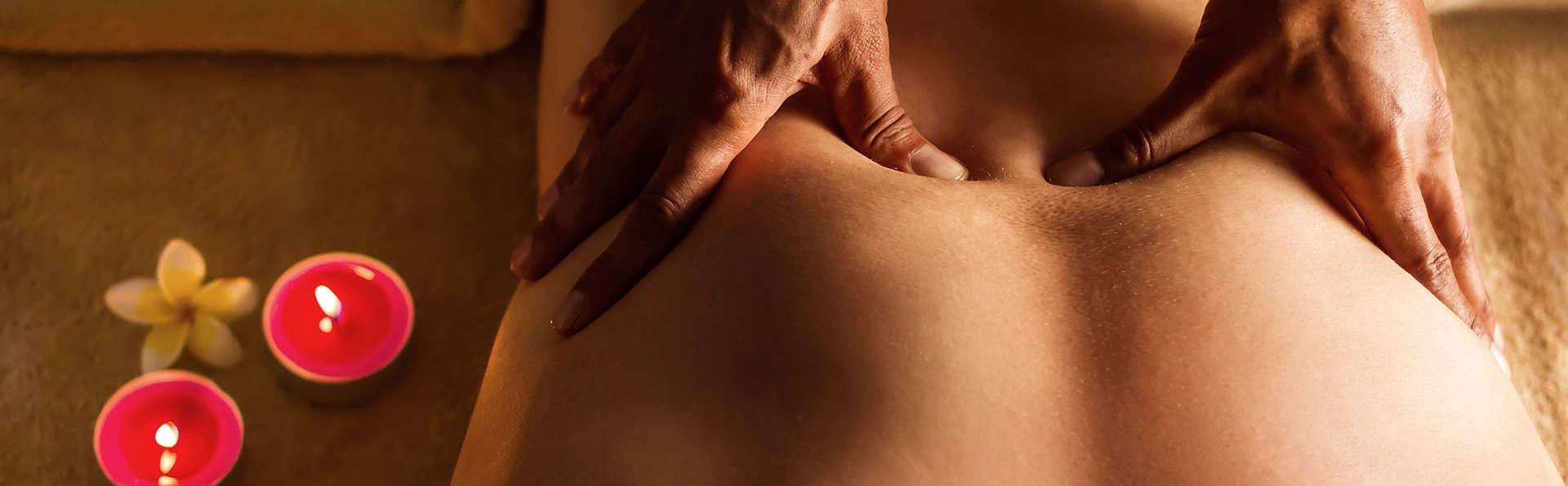 Spa privé et massage dans le Berguedà