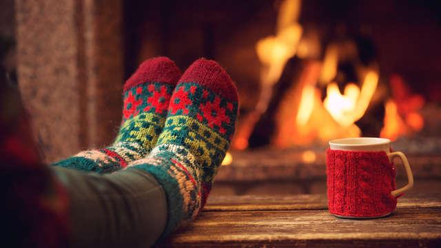 Een warme Kerst met veel gezelligheid en culinair genot in hartje Brabant (4 nachten)