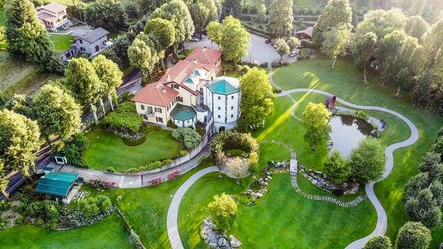 Fin de semana en un hotel de 4 * a tiro de piedra del lago de Como