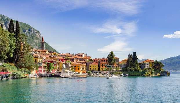 Week-end en pleine nature entre le Lac de Lugano et le Lac de Côme