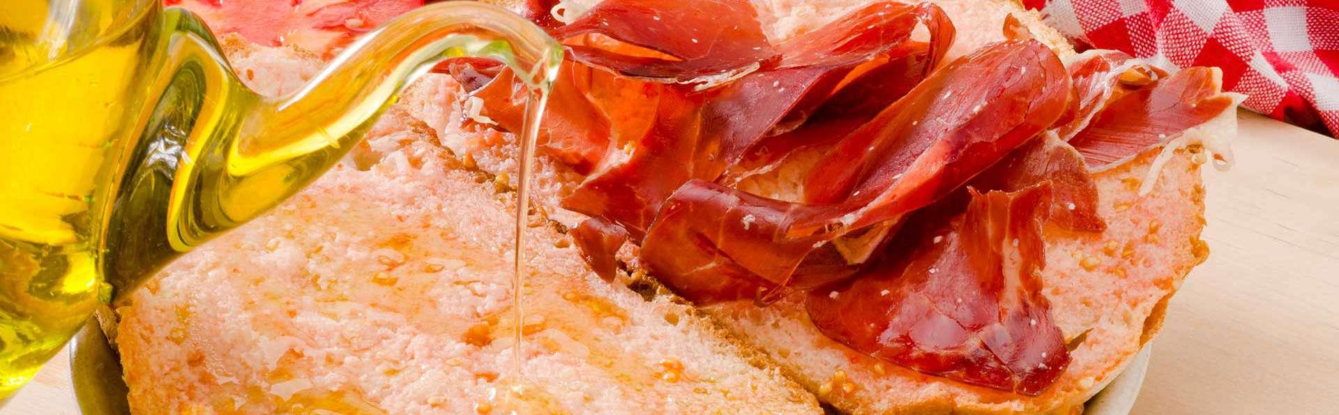 Romantisme et gastronomie dans la campagne catalane à une demi-heure de Tarragone