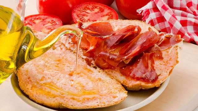 Romanticismo y gastronomía en el campo catalán a media hora de Tarragona