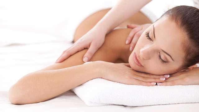 massaggio rilassante per 2 adulti