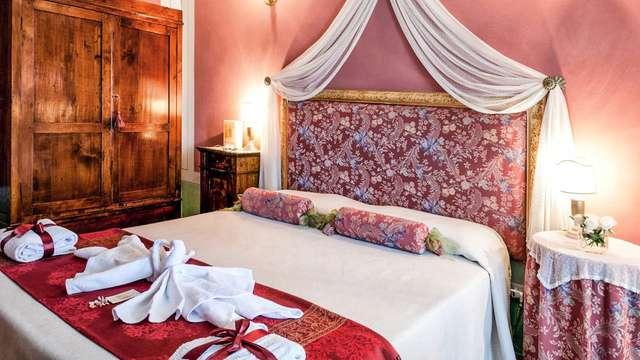 Descubre el encanto de la Toscana en un B&B ubicado en el tradicional pueblo de San Quirico