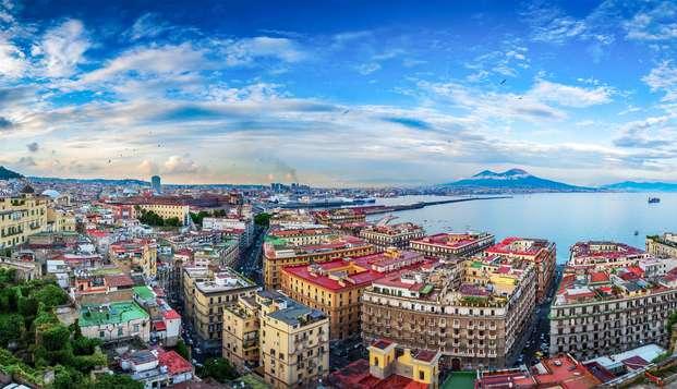 Week-end à Naples : deux nuits dans le centre-ville de la capitale parthénope