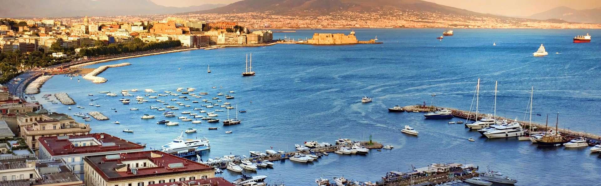 Hôtel à Naples en demi-pension !