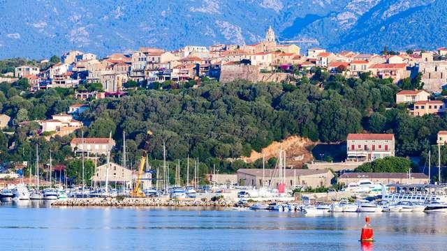 Découvrez la Corse depuis le centre d'Ajaccio