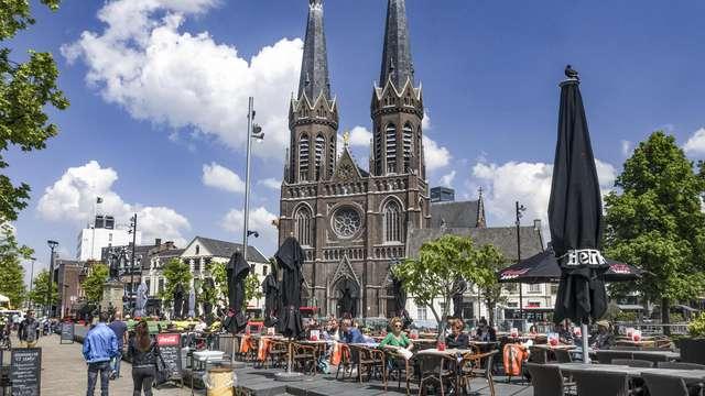 Un séjour confortable non loin de la vibrante ville de Tilburg