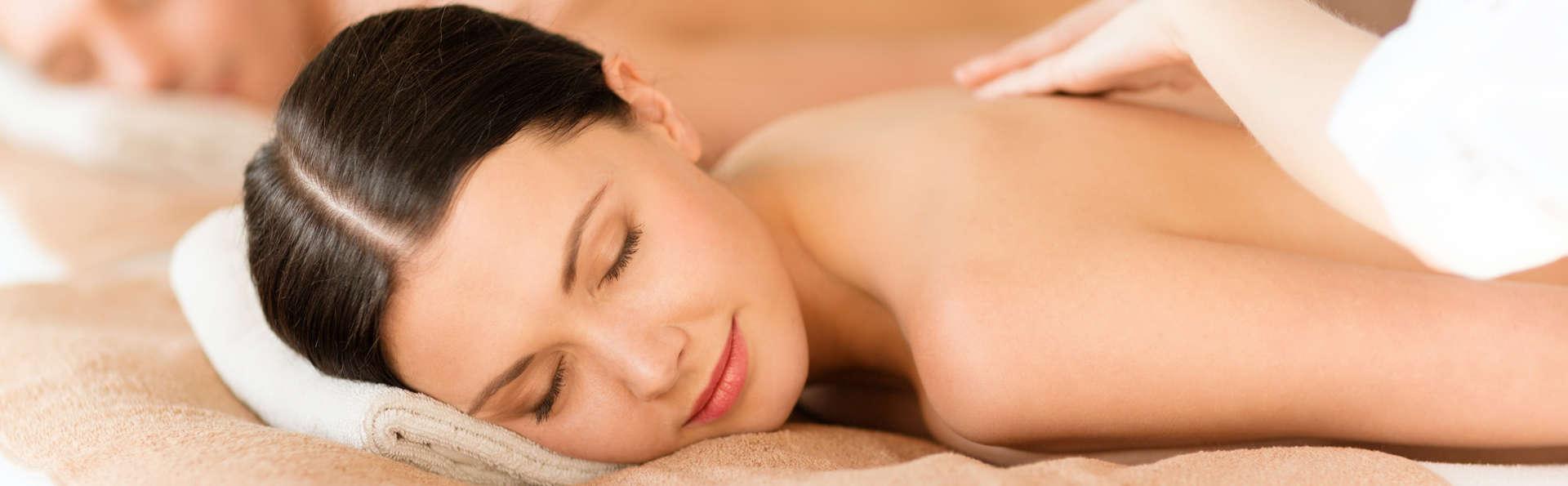 Escapade détente : accès au spa et massage dans un appartement luxueux sur la plage (2 nuits min.)
