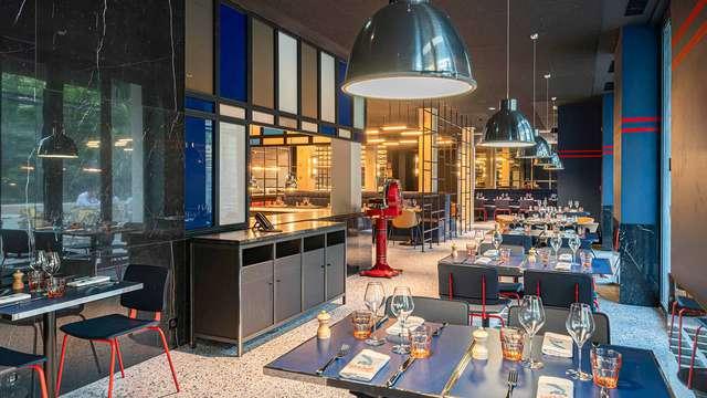 Détente et gastronomie dans un hôtel de charme au cœur de Reims (à partir de 2 nuits)