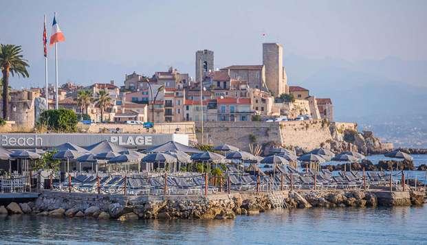 Séjour détente entre Cannes et Nice !