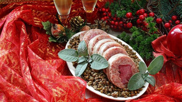 Capodanno di charme con Gran Galà di San Silvestro, accesso alla spa e intrattenimento