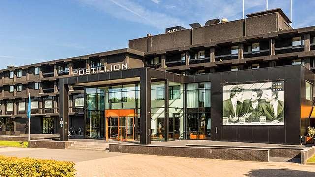 Découvrez le centre-ville de Dordrecht