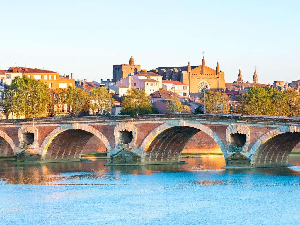 Séjour Haute-Garonne - Reposez-vous confortablement aux abords de Toulouse, la ville rose  - 4*