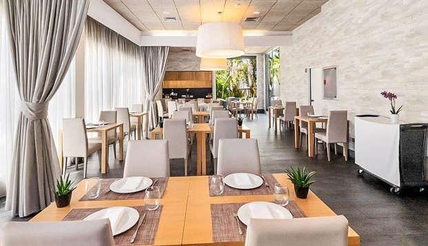 Offre exclusive : escapade romantique avec dîner, spa, cocktail et bien plus encore à Elche