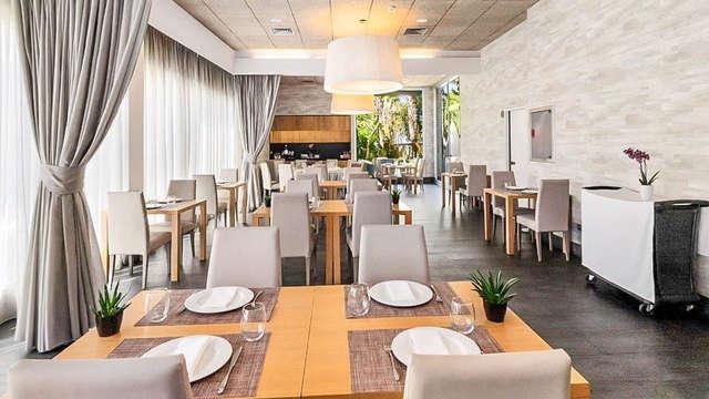 Oferta exclusiva: Escapada romántica con cena, Spa, cóctel y mucho más en Elche