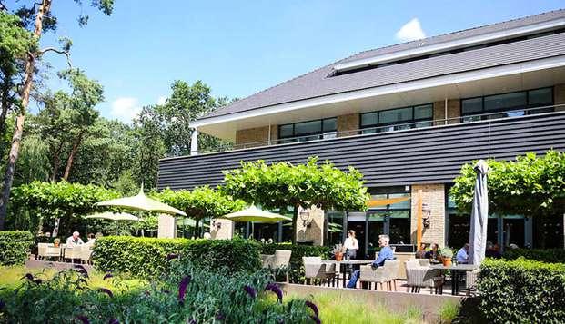 Spa & Wellness inclusief diner nabij de Veluwe (vanaf 2 nachten)