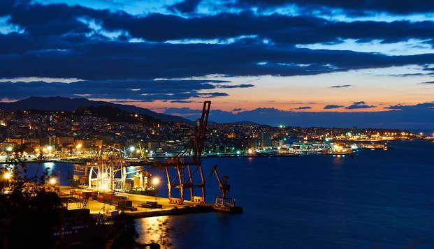 Descubre Galicia en un apartamento a 200 metros de la playa de Canelas
