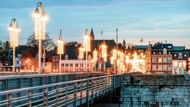 Ervaar de knusse binnenstad van Maastricht (vanaf 2 nachten)