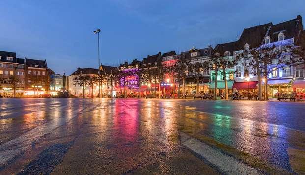 Profitez de la vie lors d'un magnifique séjour à Maastricht (à partir de 2 nuits)