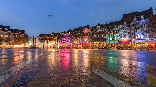 Riant verblijven in gezellig Maastricht (vanaf 2 nachten)