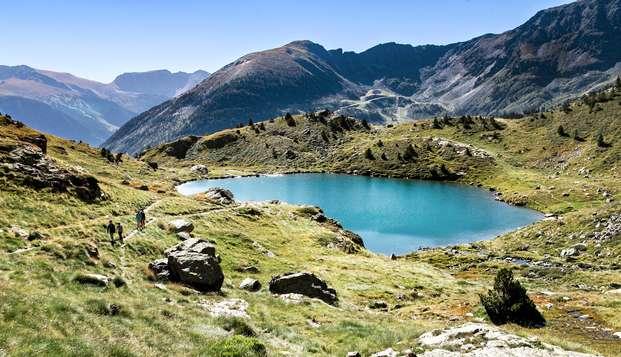 Découvrez Andorre et profitez d'un hébergement en demi-pension dans un hôtel 3*