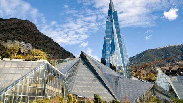 Escapada en el centro de Andorra con desayuno incluido