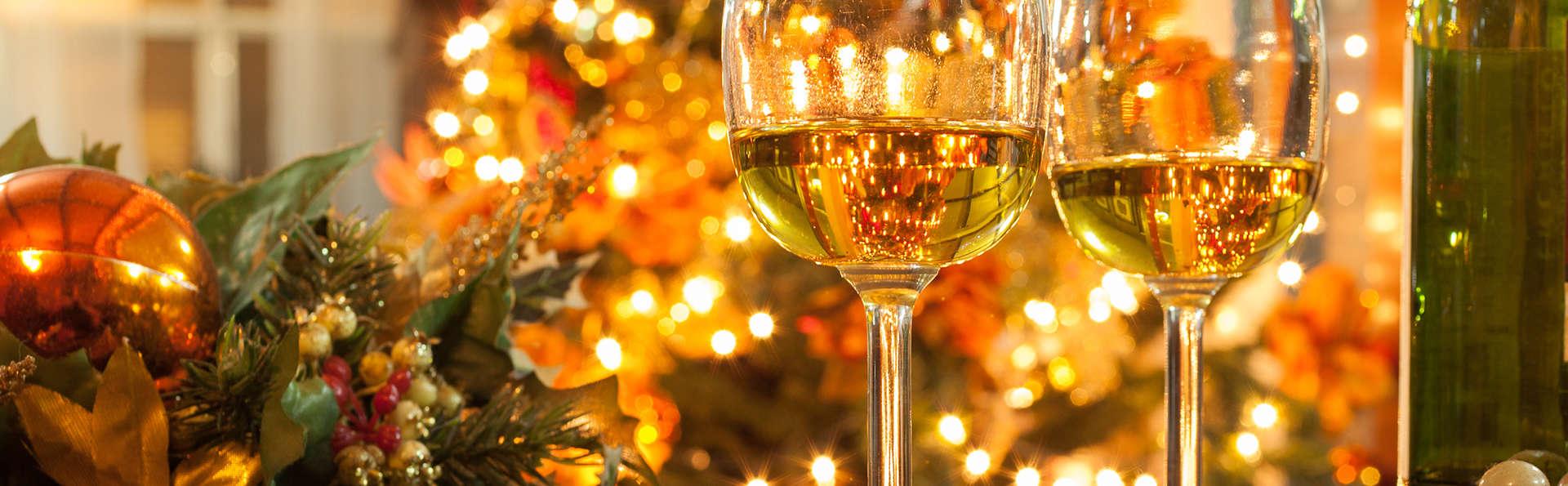 Soirée festive et gourmande pour la nouvelle année !