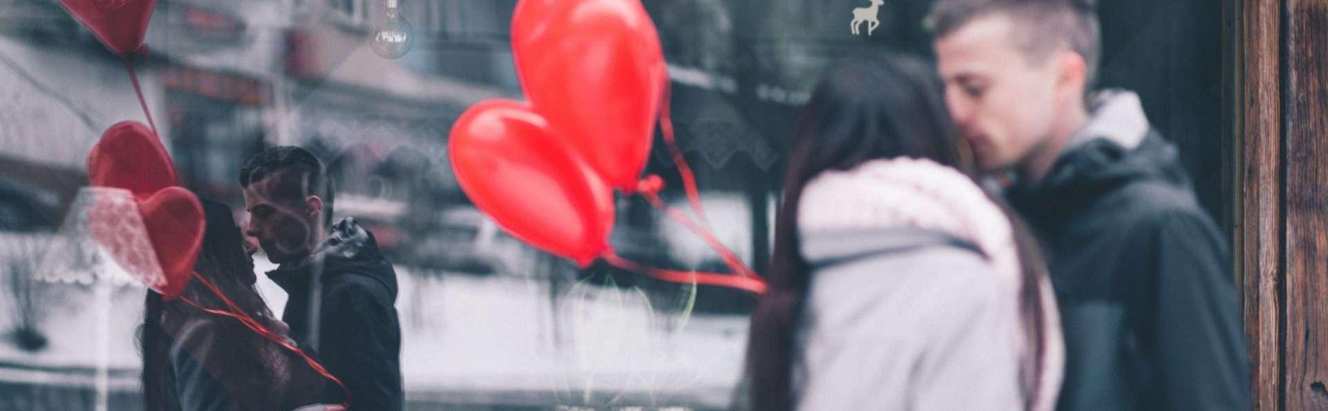 Dîner romantique à deux pas de Bergame