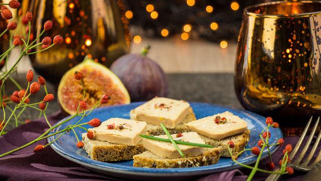 Vivez la féerie de Noël grâce à votre séjour avec soin et dîner spécial, près de Valmorel