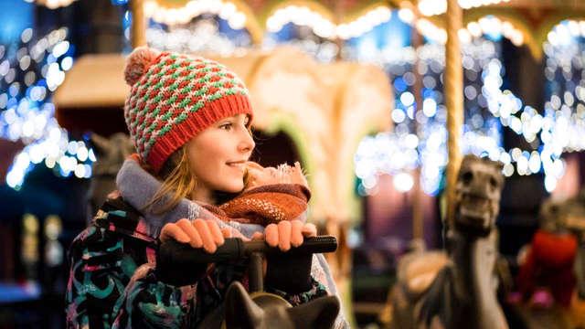 Avontuurlijk weekendje weg met toegang tot Winter Phantasialand