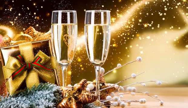 Nochevieja en un hotel de 4 * en Florencia con un vino espumoso de bienvenida