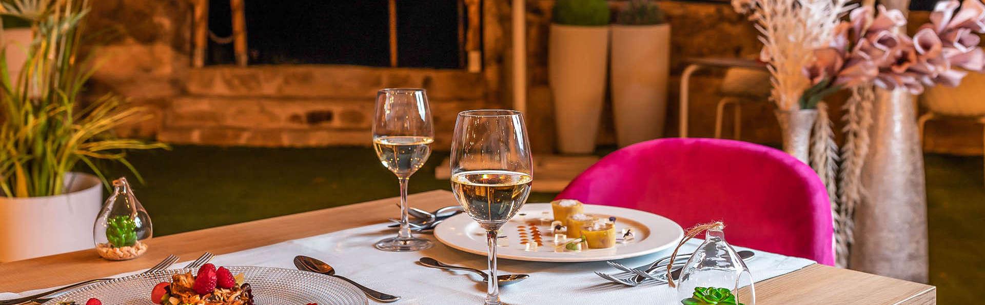 Escapada con cena y bañera hidromasaje en la Sierra de Gredos